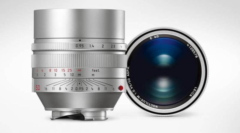 Leica Noctilux M F0.95/50mm ASPH.