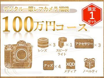 ニコンダイレクト 2018福袋 100万円コース(デジタル一眼レフカメラ)