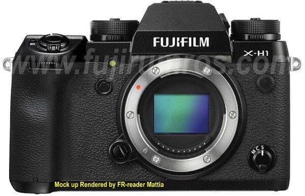 "Fujifilm X-H1: Headphone Jack in Body some sort of ""4K Photo"" feature – Fuji Rumors"