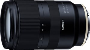 TAMRON 28-75mm F/2.8 Di III RXD (Model A036) ソニー Eマウント (35mm フルサイズ対応)