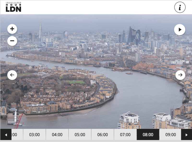 World's First 24 Hour Gigapixel Time-lapse Panorama Created with Robotic Head & Nikon D850