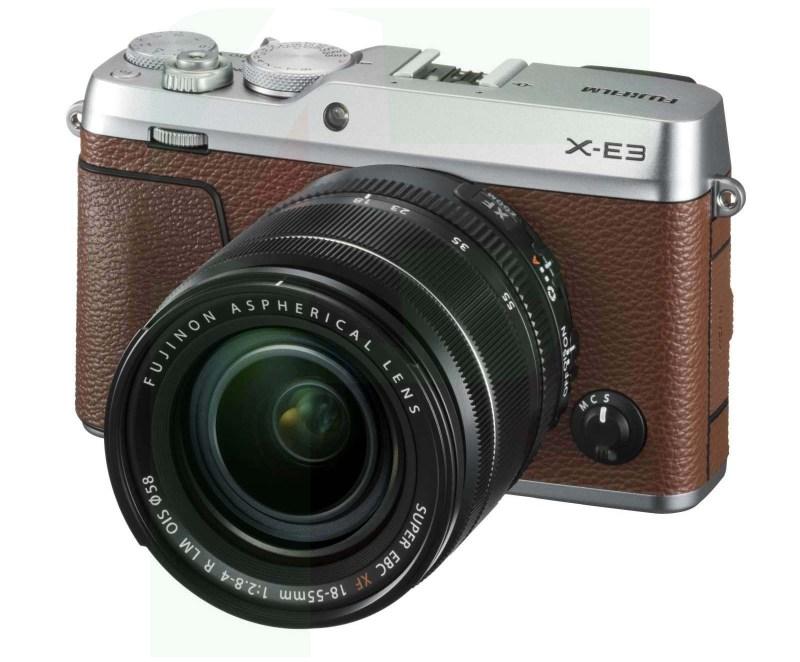 Fujifilm XE-3 Brown