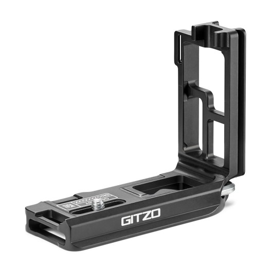 Gitzo L-bracket for Sony α7R III & Sony α9