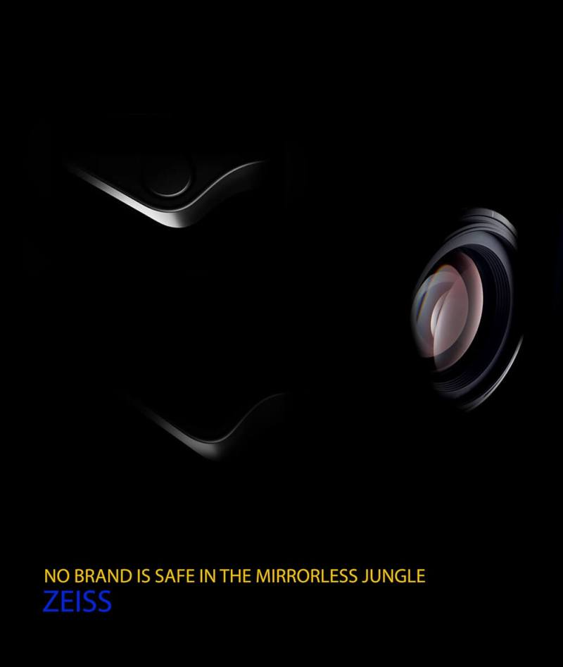 photorumors : Zeiss camera teaser #2