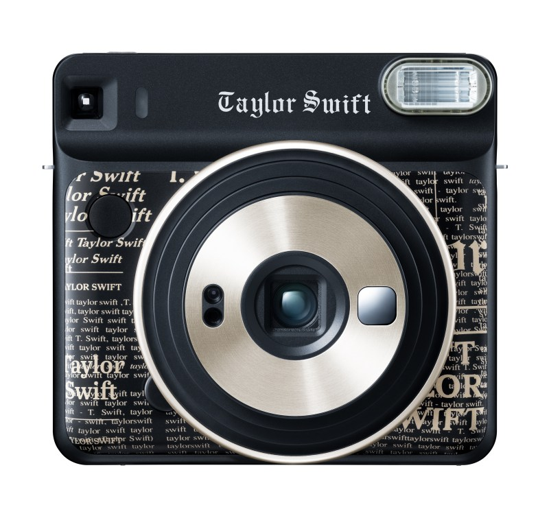 "Fujifilm インスタントカメラ ""チェキ""「instax SQUARE SQ6」 Taylor Swift Edition"