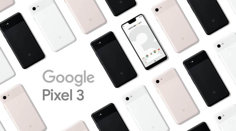 Goole Pixel 3