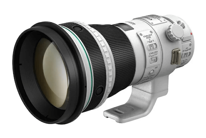 Canon EF400mm F4 DO IS II USM