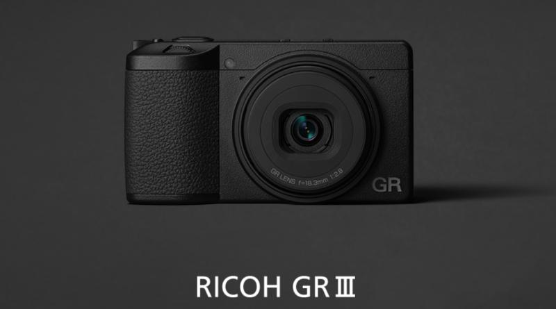 RICOH GR III