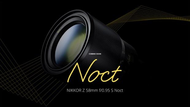 Nikon 58mm Noct