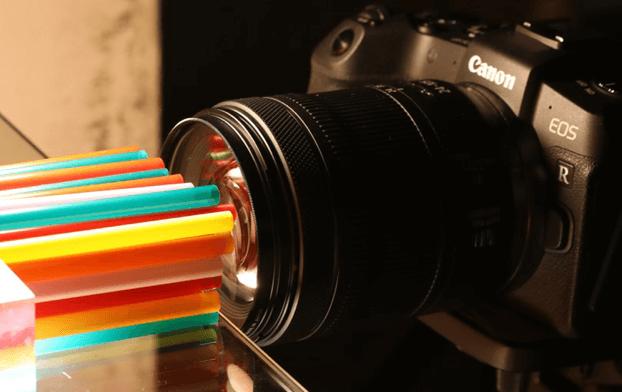 Canon,フルサイズミラーレス用レンズ,RF24-105mm F4-7.1 IS STM
