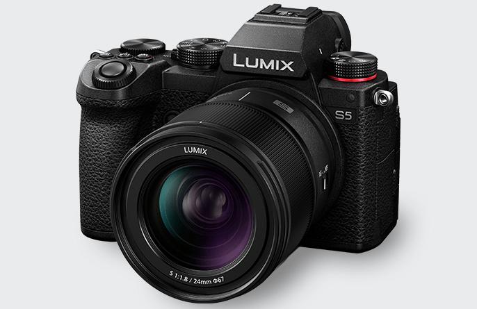 Panasonic LUMIX S 24mm F1.8 S-S24