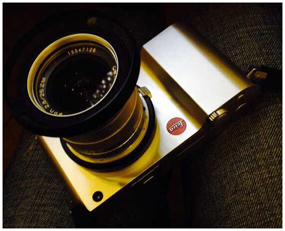 Another picture of the Leica T type 701 camera | Leica News & Rumors