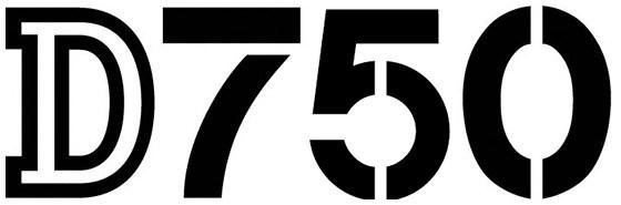 NikonD750ロゴ