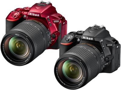 Nikon D5500 18-140レンズキット