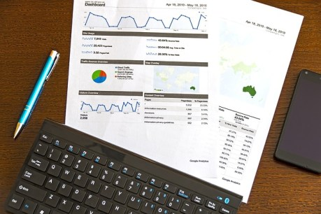 Quality Lead Generation through Simple Google Analytics