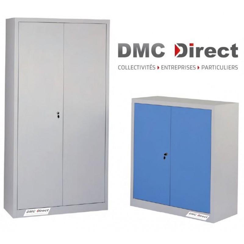 armoire de rangement metallique monobloc