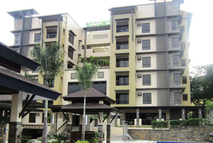Accolade Place Building Facade