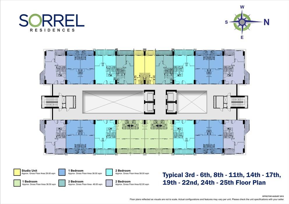 Sorrel Building Plan