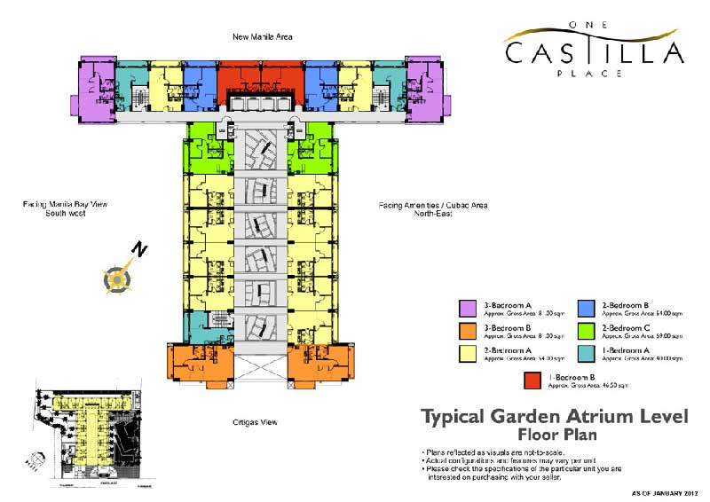 Building Layout Plan
