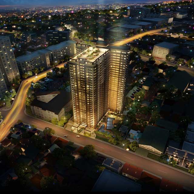 One Castilla Place Development