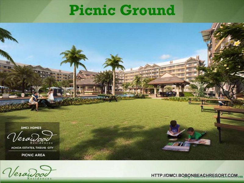 Verawood Residences Picnic Grounds
