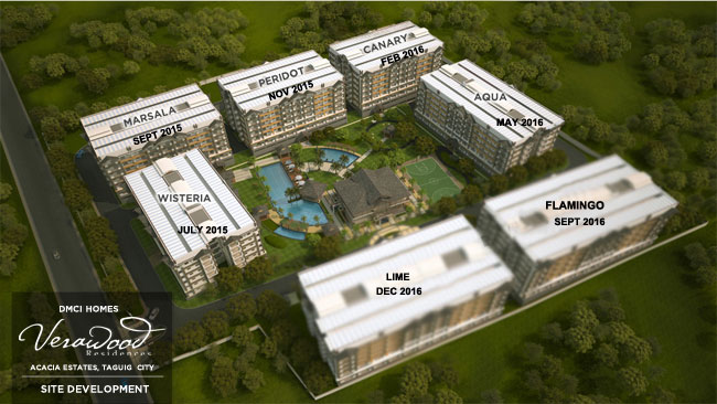 Verawood Site Development Plan