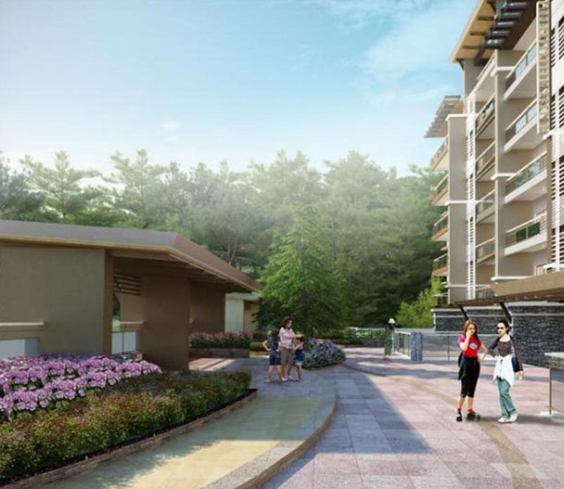 Outlook Ridge Residences Baguio City