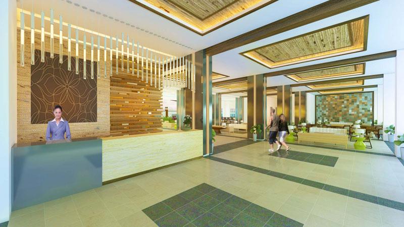 Viera Residences Reception Lobby
