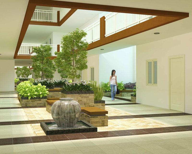Viera Residences Central Garden Atrium