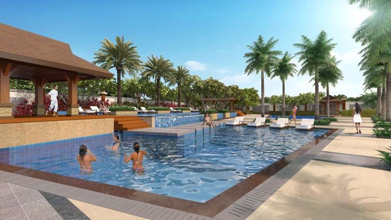 Viera Residences Lounge Pool