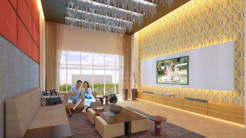 Viera Residences Entertainment Room