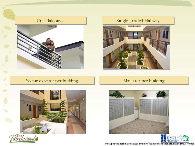 The Birchwood Residences Building Facilities