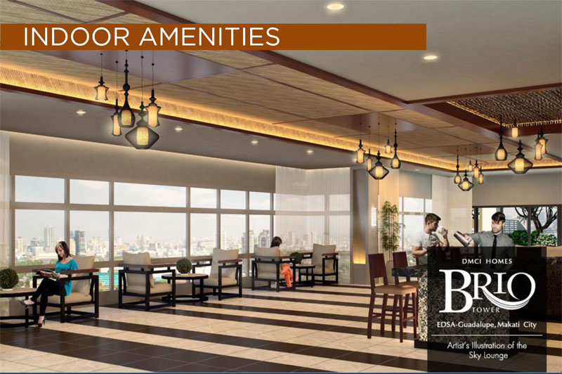 Brio Tower Sky Lounge