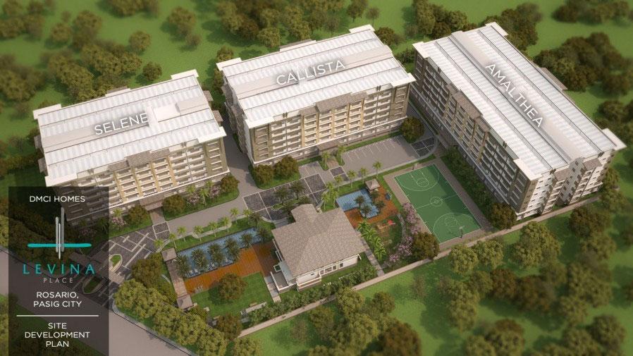 Levina Place Site Development Plan