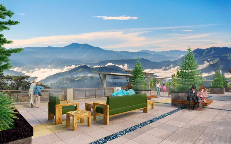 Bristle Ridge Baguio Viewing Deck