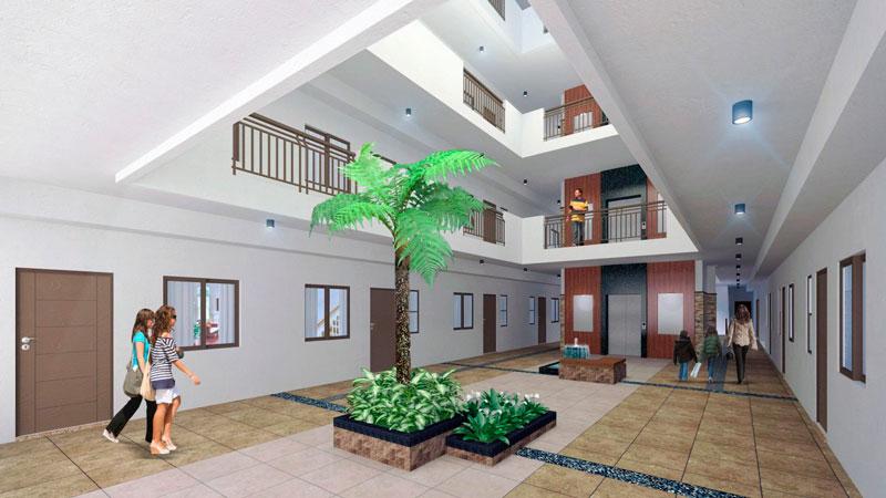 Bristle Ridge Baguio Atrium