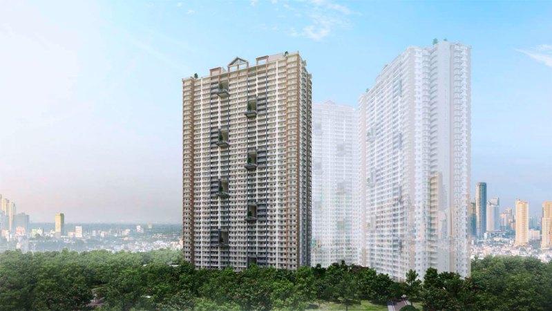Kai Garden Residences Building Facade