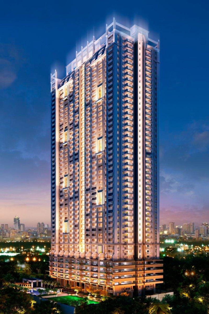 Torre De Manila DMCI Building Facade