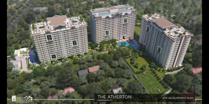 The Atherton DMCI Site Development Plan