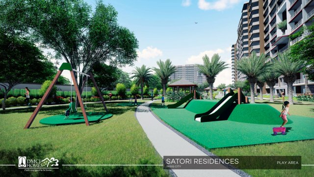 Satori Residences Play Area