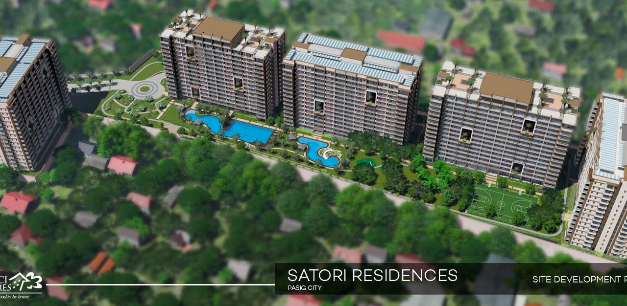 Satori Residences Pasig City