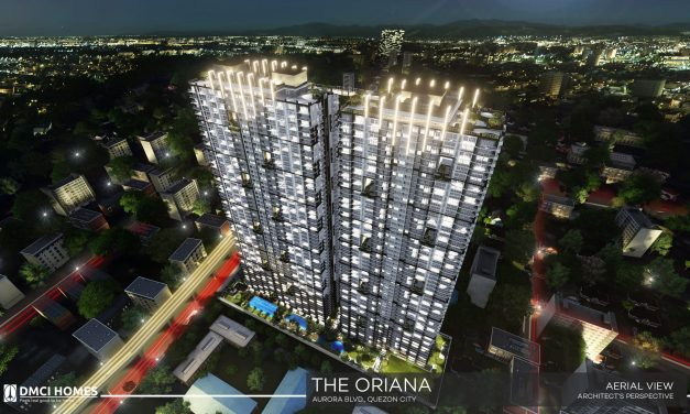 The Oriana DMCI Quezon City