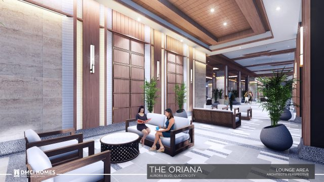 The Oriana DMCI Lounge