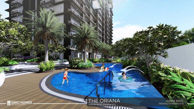 The Oriana DMCI Kiddie Pool