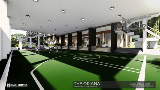 The Oriana DMCI Basketball
