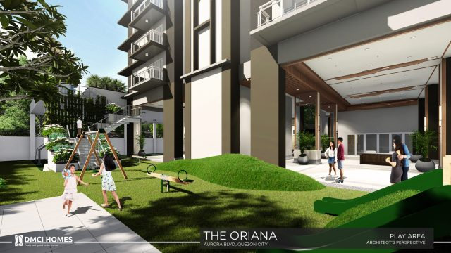 The Oriana DMCI Play Area