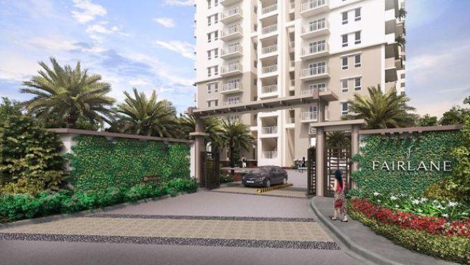 fairlane residences entrance gate