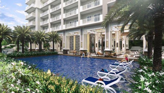 fairlane residences lounge pool