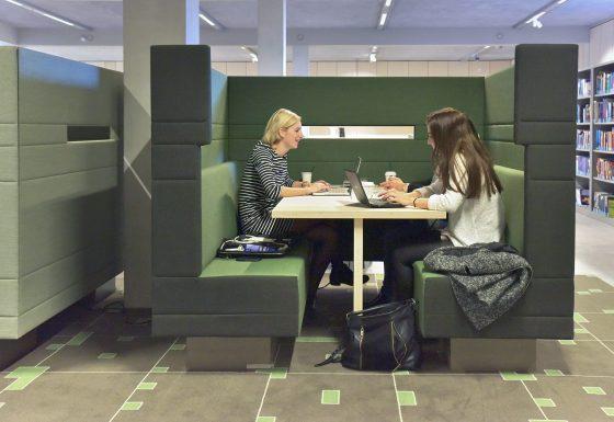 studiecabine bibliotheek Ligne Sittard