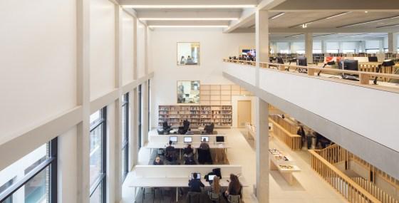 Bibliotheek Ligne Sittard - vide